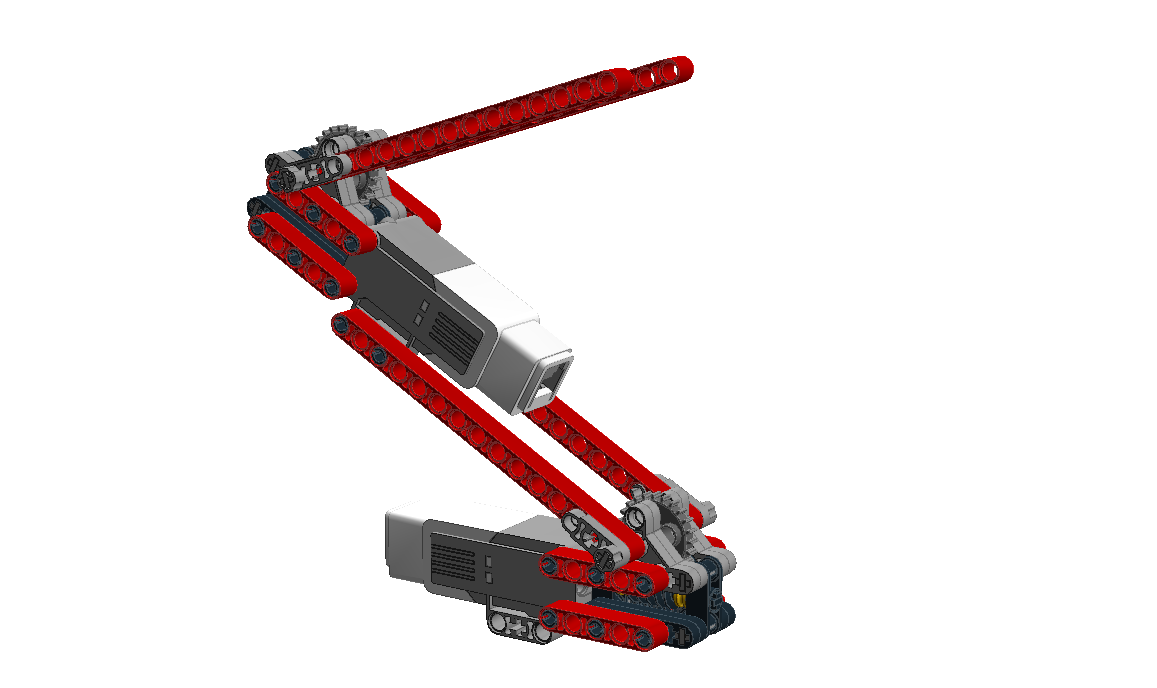 Robot Arms Powered By Rotary Lift Motors Dr H 39 S Think Along